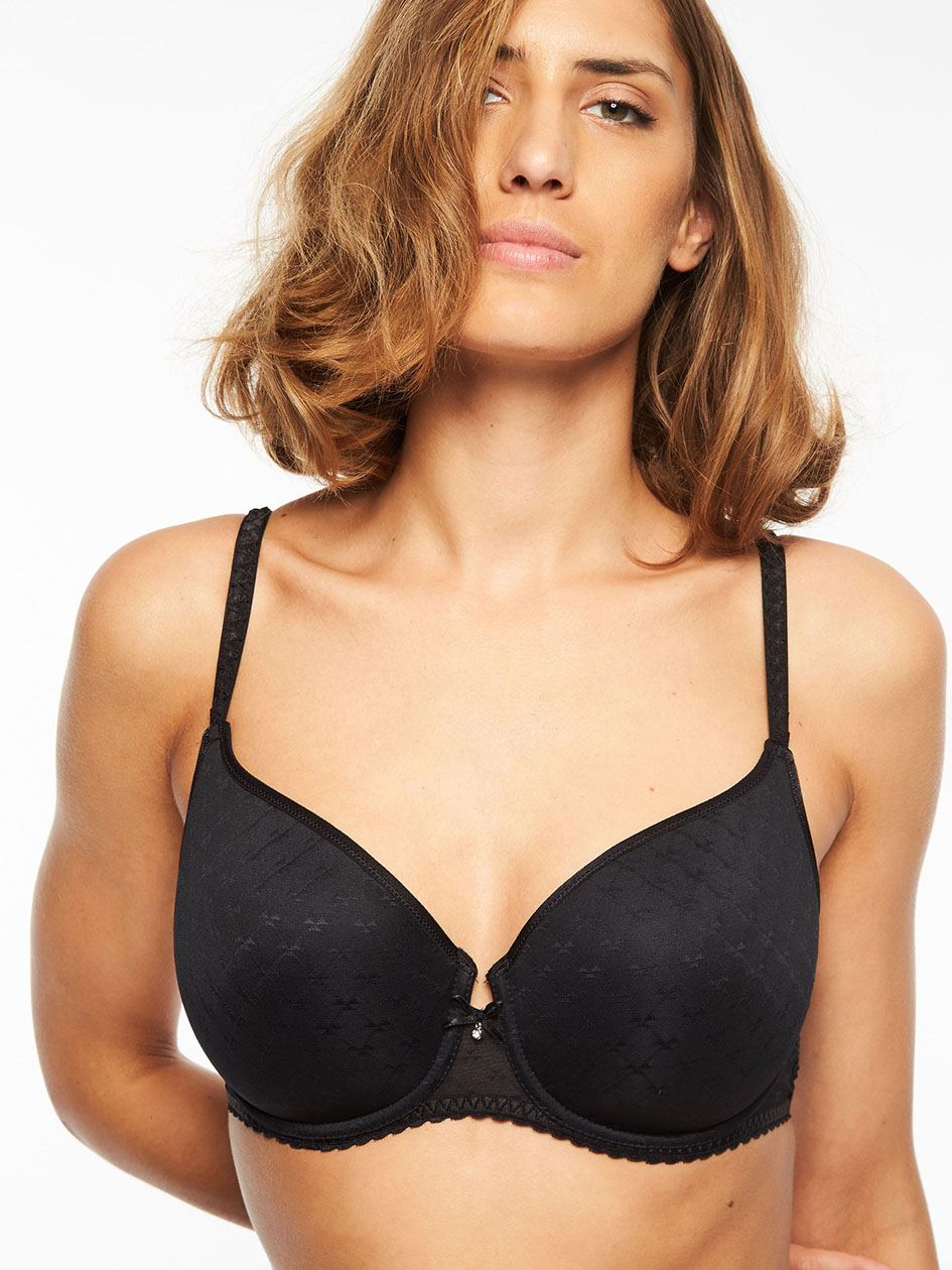 48acd170651 Courcelles Convertible Lightweight Smooth Bra