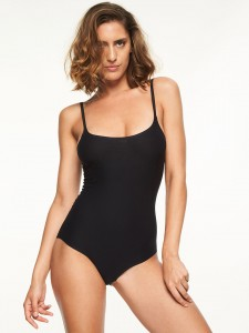 Soft Stretch One Size Smooth Bodysuit