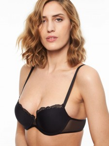 Pyramide Smooth Demi Bra