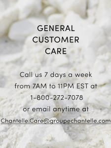 Chantelle Customer Care
